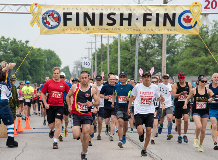 RCAF Run 2019: Registration now open!