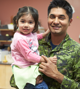 Empowering resilient military families.