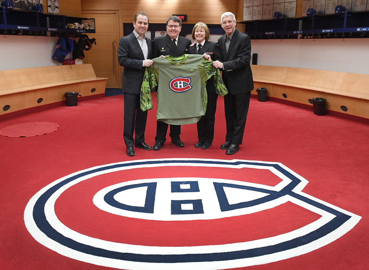 Thank You Montreal Canadiens!